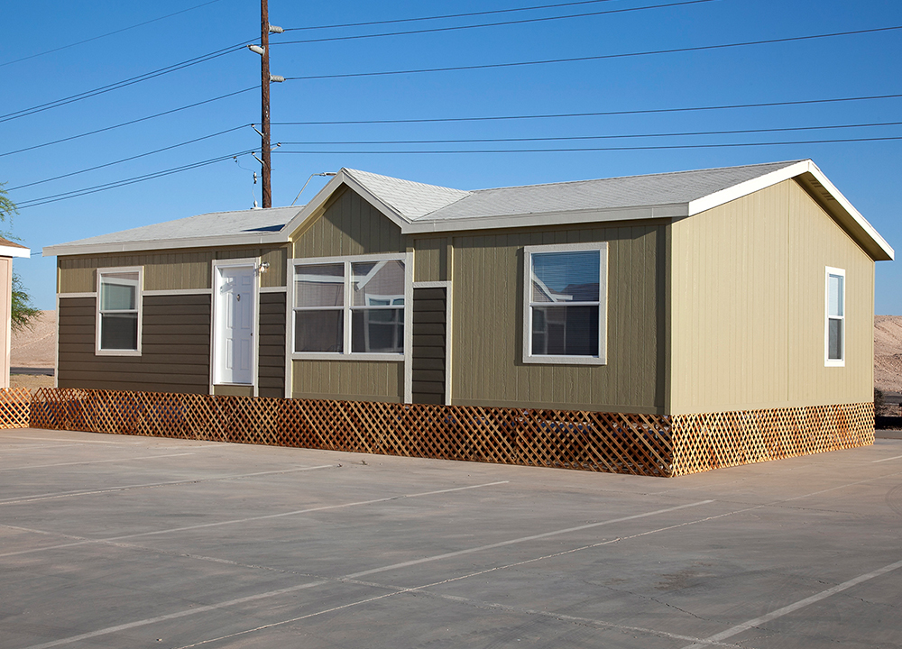 American Spirit Homes-American Freedom 2844, Exterior