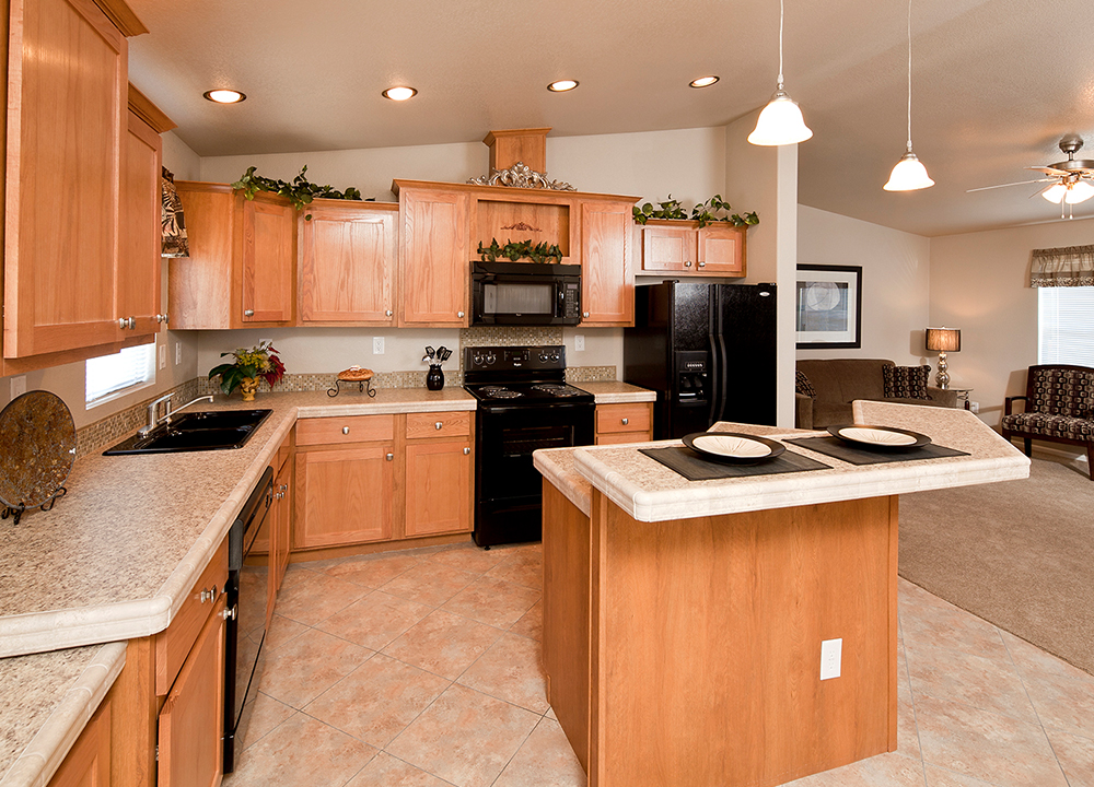 American Spirit Homes-American Freedom 2844, Kitchen