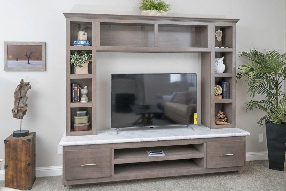 American Spirit Homes-American Freedom 3266, Living Room 3