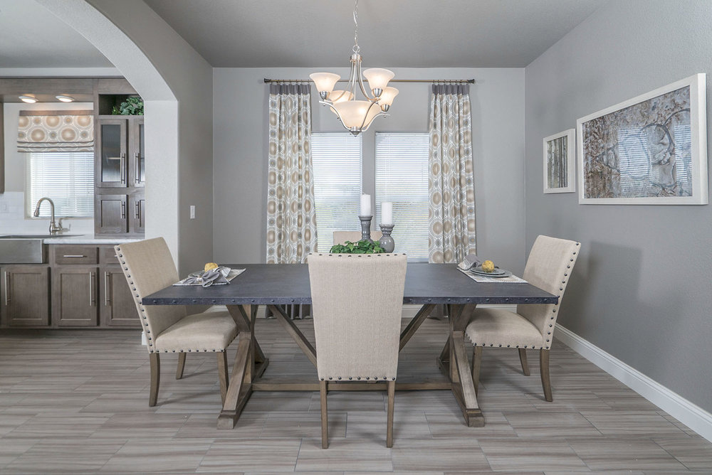 American Spirit Homes American Freedom 3266 Dinning Room