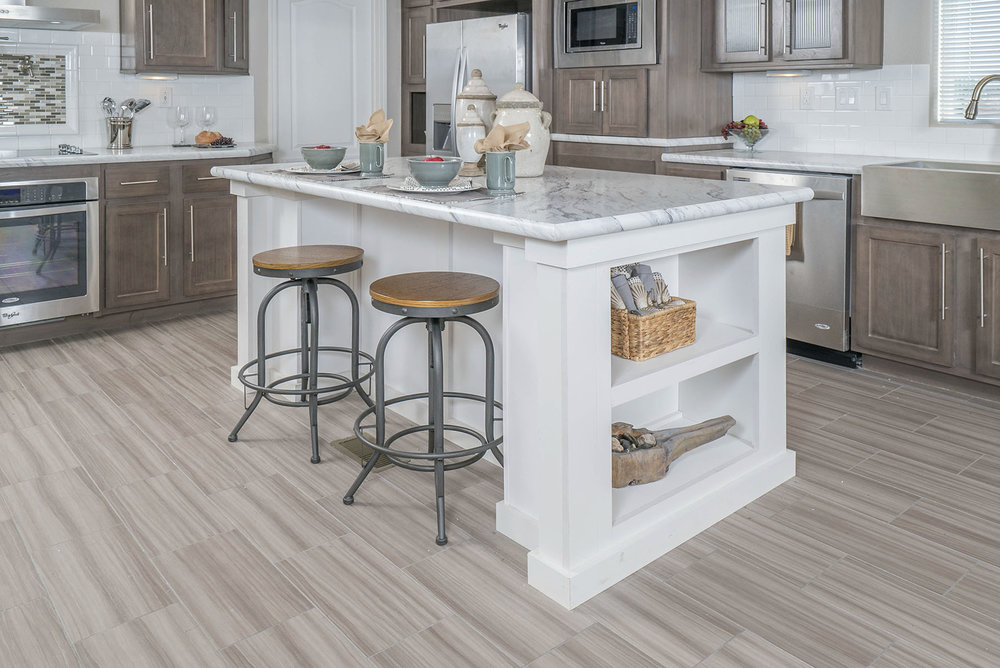American Spirit Homes-American Freedom 3266, Kitchen