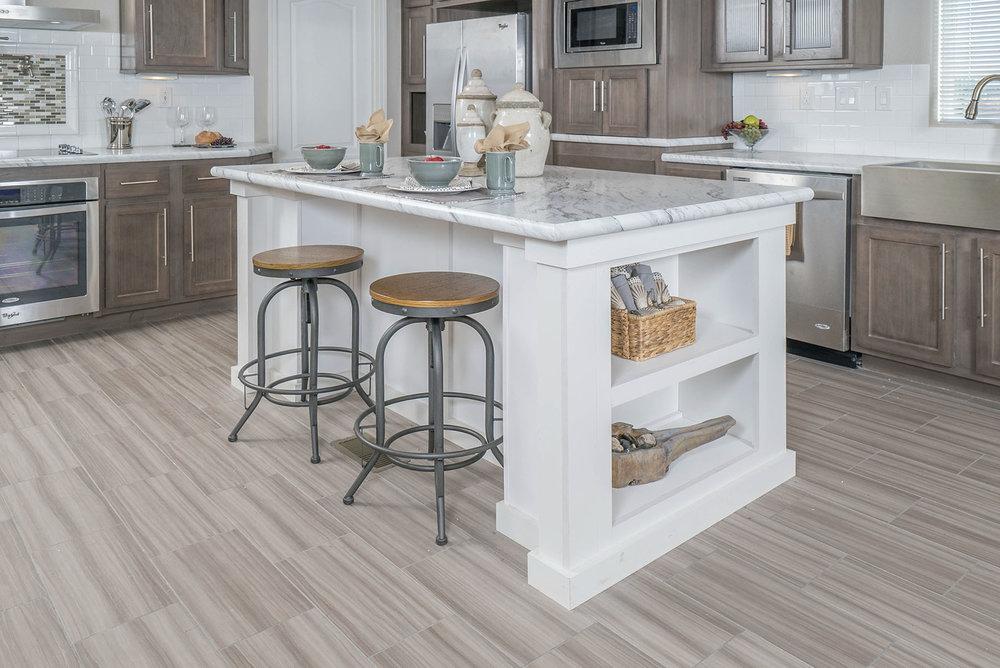 American Spirit Homes-American Freedom 3266, Kitchen