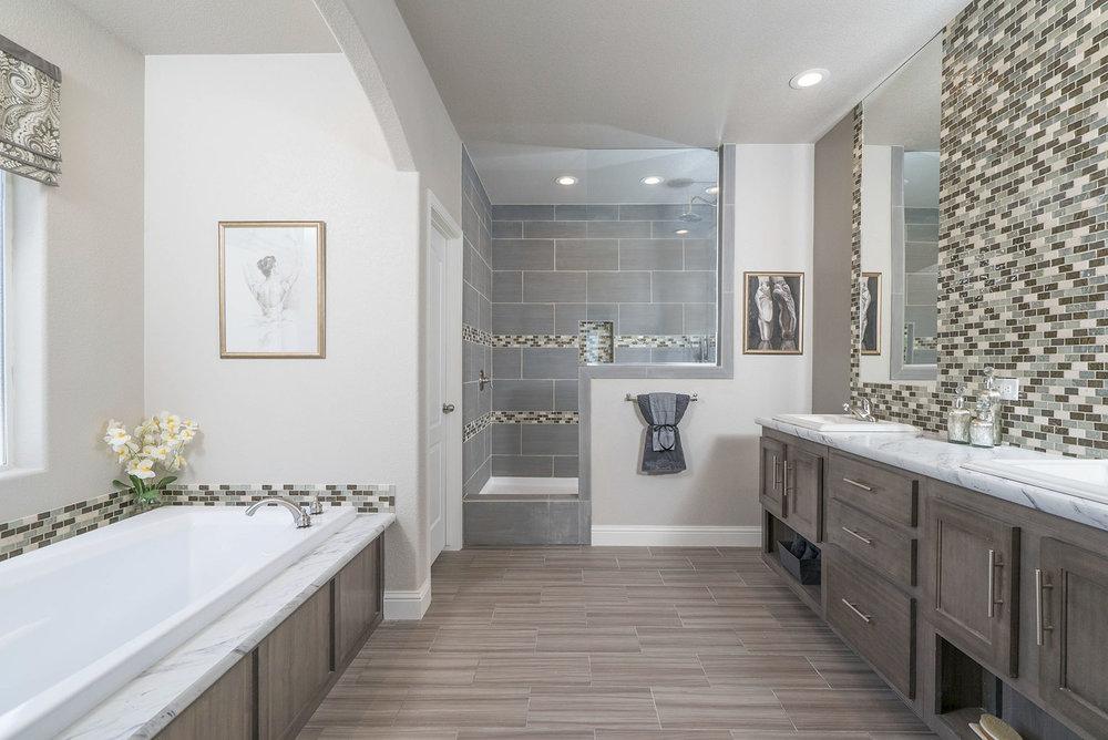 American Spirit Homes-American Freedom 3266, Bathroom 1