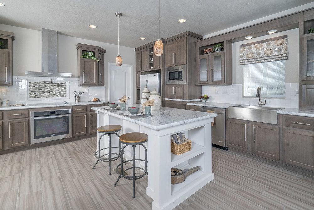 American Spirit Homes-American Freedom 3266, Kitchen 2