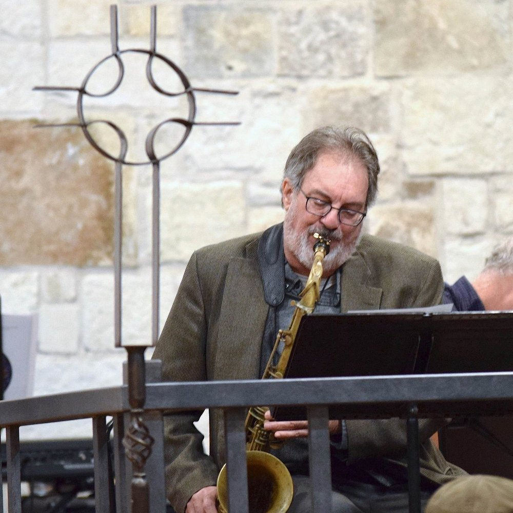Alex Coke, saxophone/flute