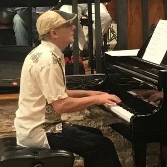 Rich Harney, piano
