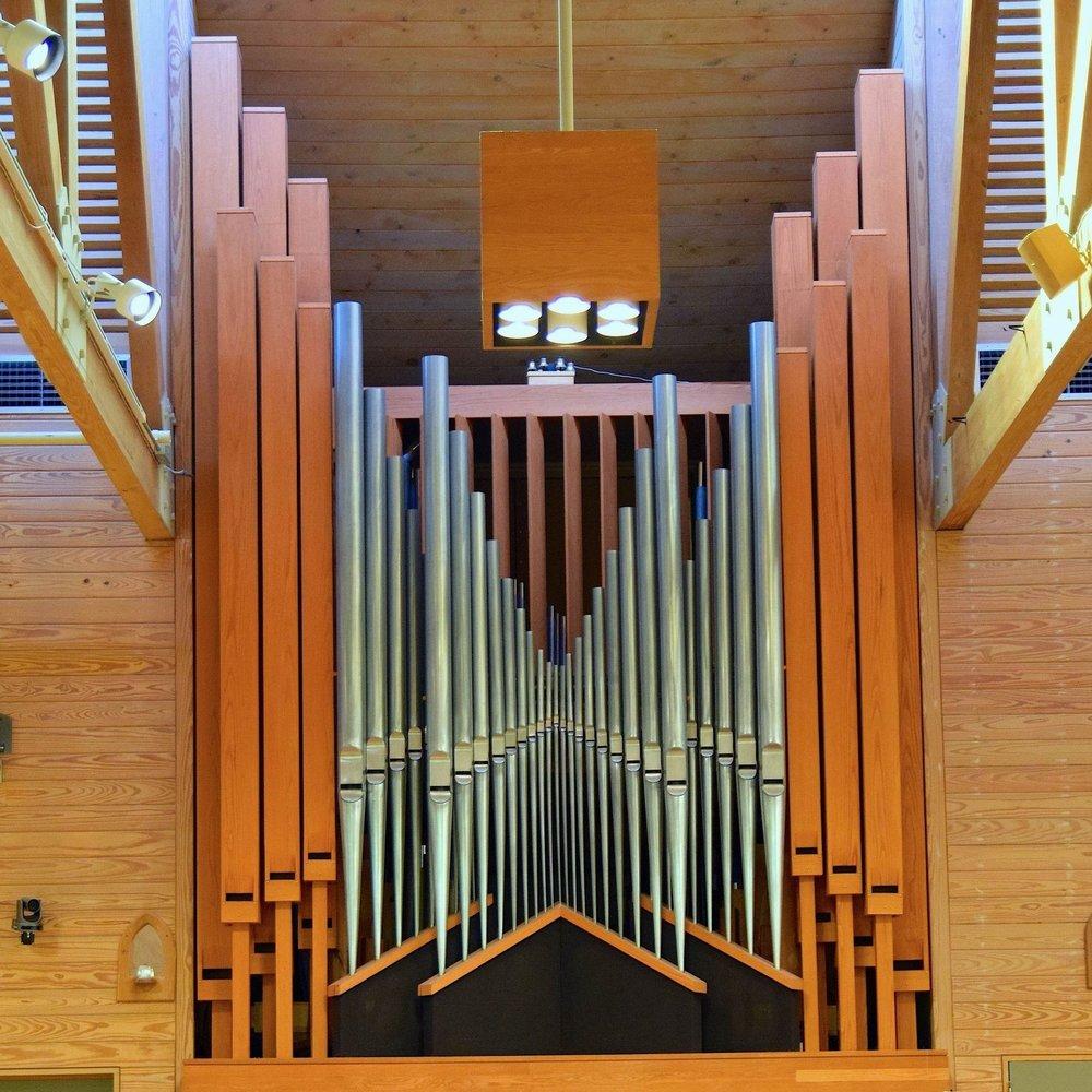 Oscar, pipe organ