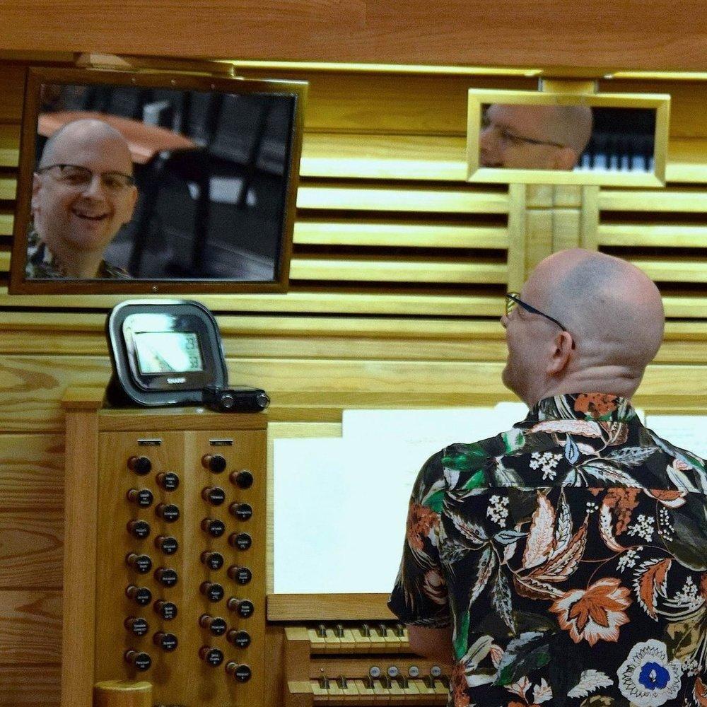 David Stith, organ/piano