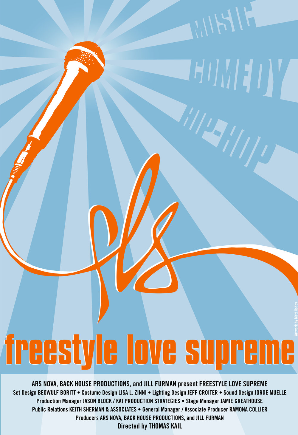 Jill Furman Productions - Freestyle Love Supreme
