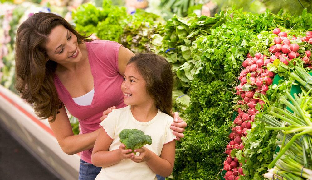 Help grocery shop