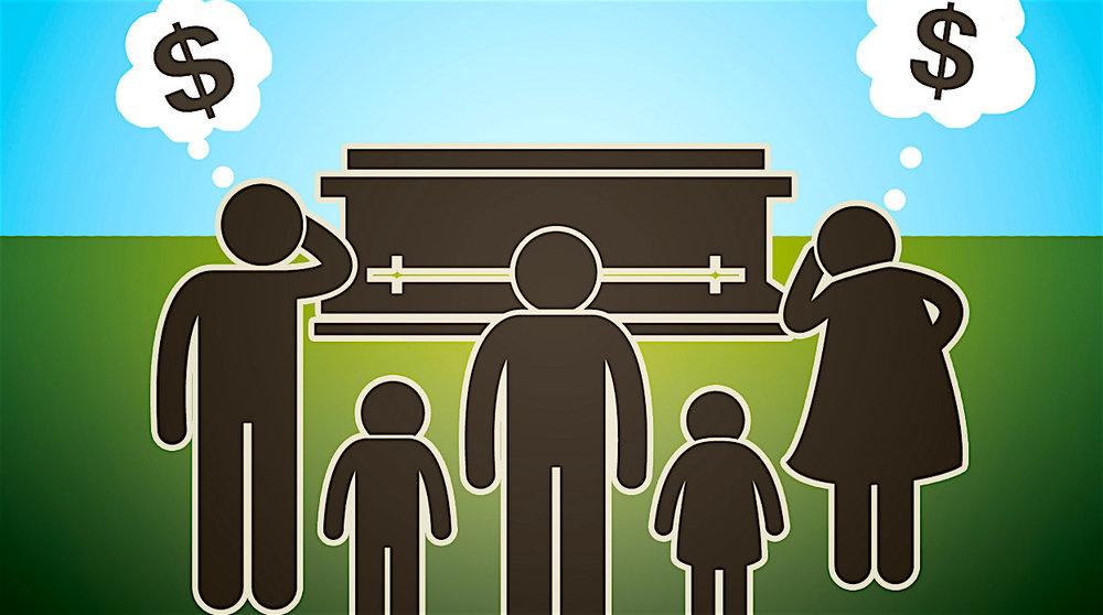 casket expensive
