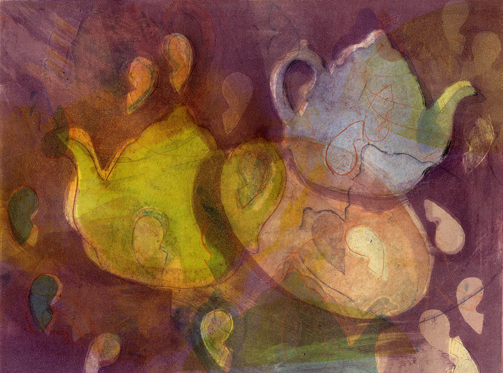 Floating Teapots 4