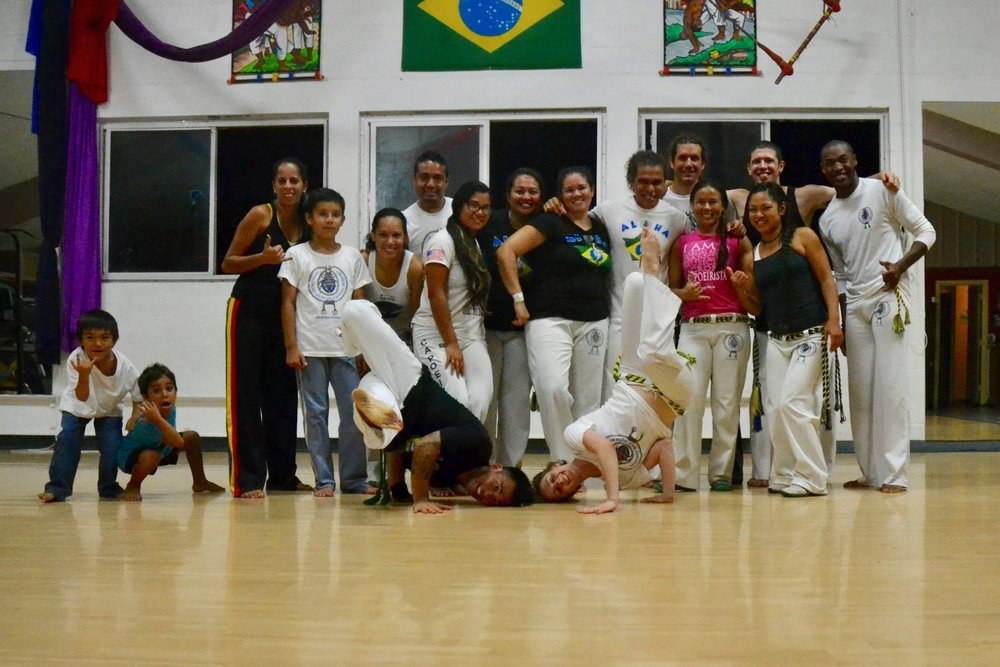Sister school: Capoeira Besouro Hawaii