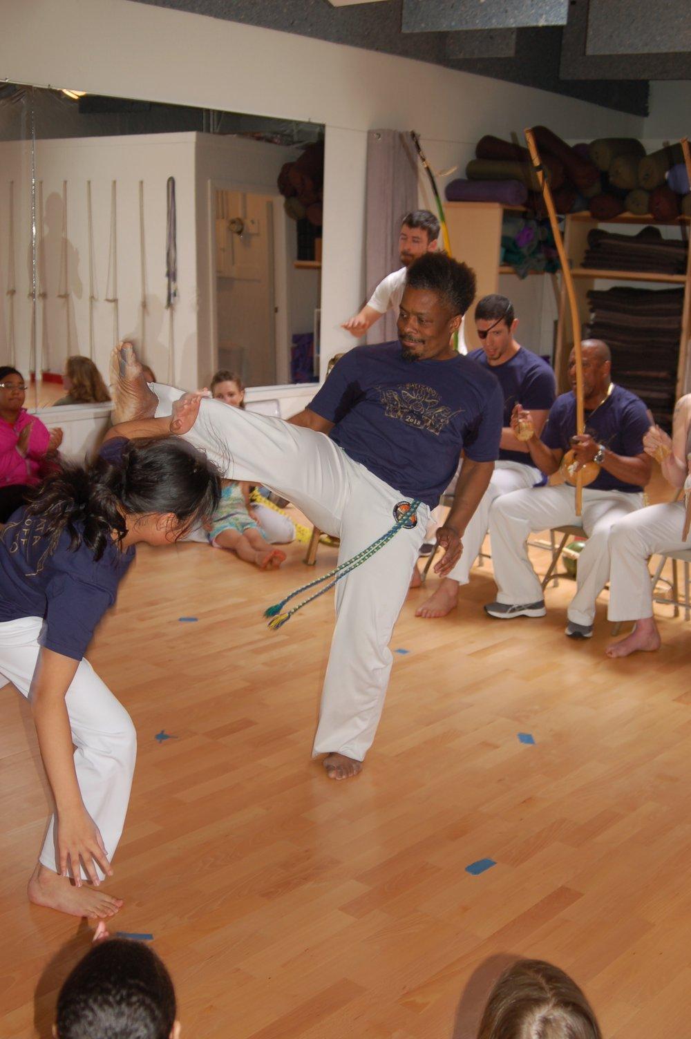 Capoeira Besouro Oregon Batizado 2018 10
