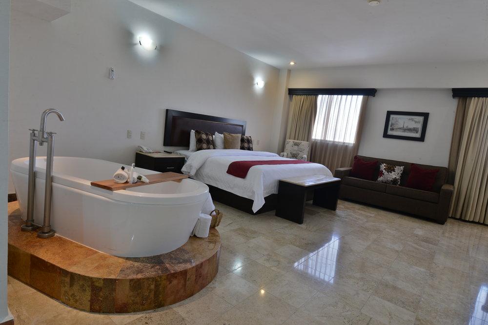 Habitaciones / Rooms
