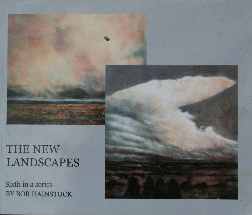 The sixth edition of The New Landscapes series of books was printed in early 2016. The seventh edition is due in 2017 and will provide an update on the series that numbers more than 850 individual pieces over 18 years. The book is a complimentary companion for anyone buying larger pieces in the series.