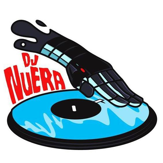 This is my official logo. DJ NuERA