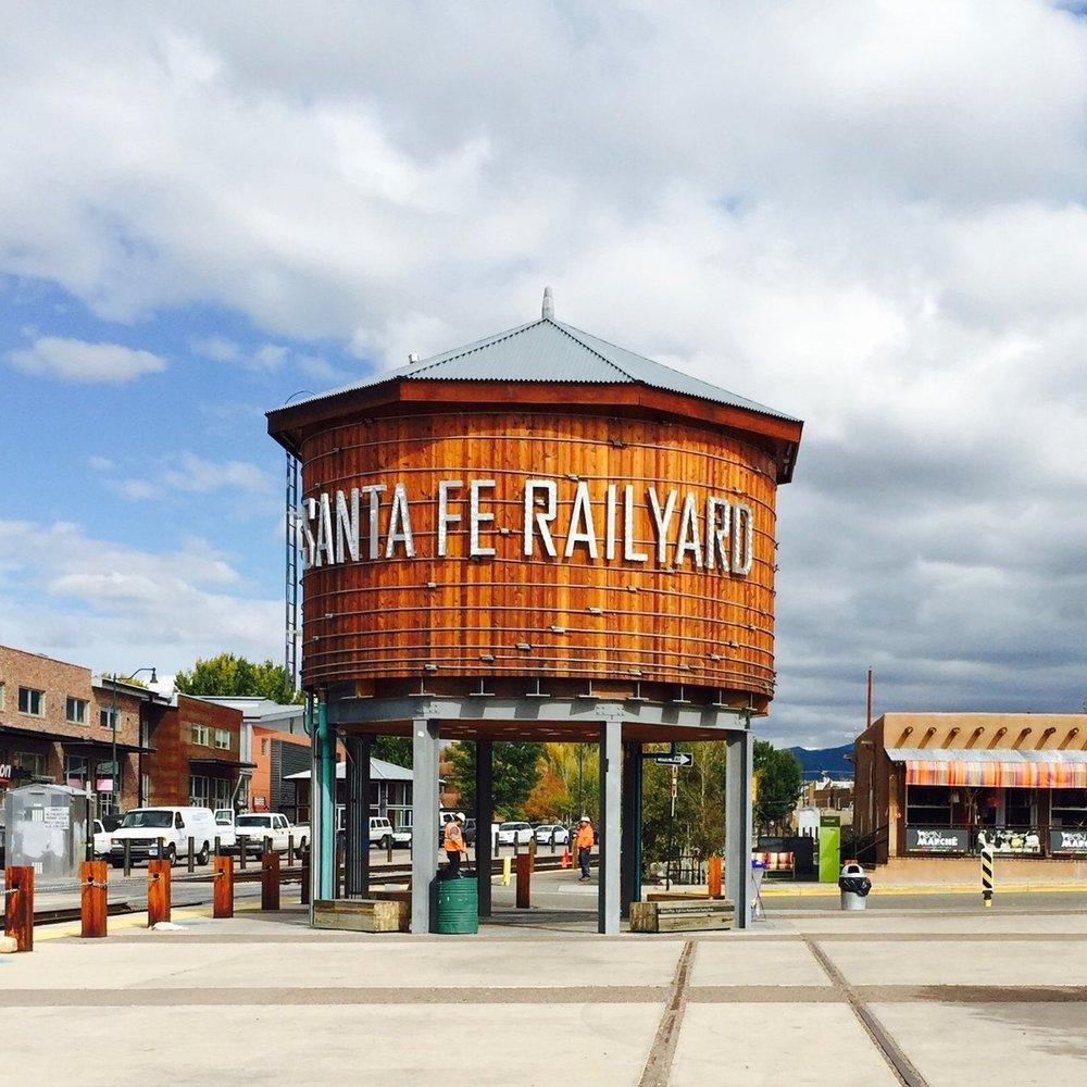 Railyard Off the Beaten Path