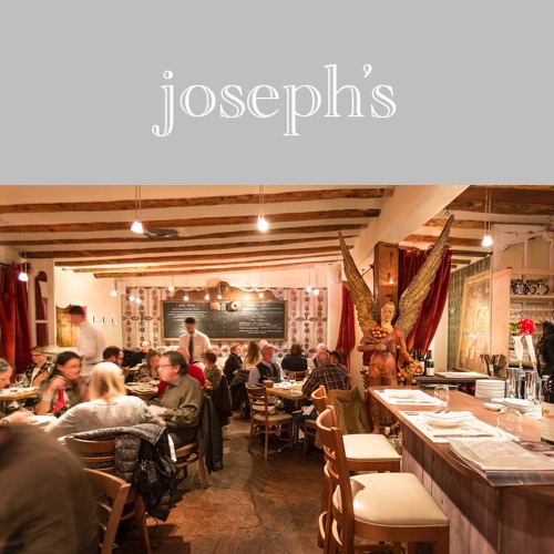 "Joseph's of Santa Fe   The following is placeholder text known as ""lorem ipsum,"" which is scrambled Latin used by designers to mimic real copy. Phasellus sodales massa malesuada tellus fringilla, nec bibendum tellus blandit. Donec ac fringilla turpis."
