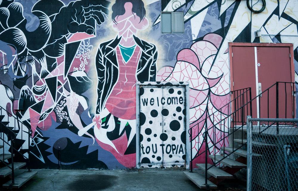 Sacramento Art Street