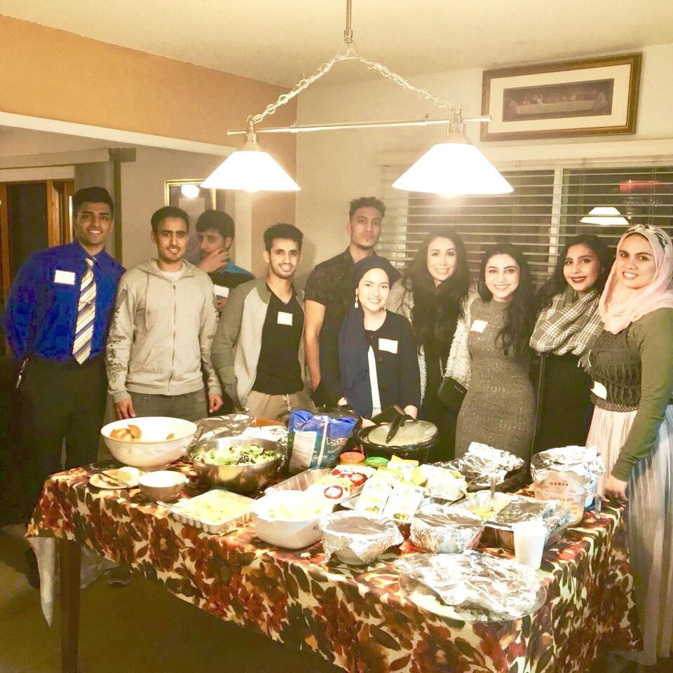 Interfaith Friendsgiving November 2017