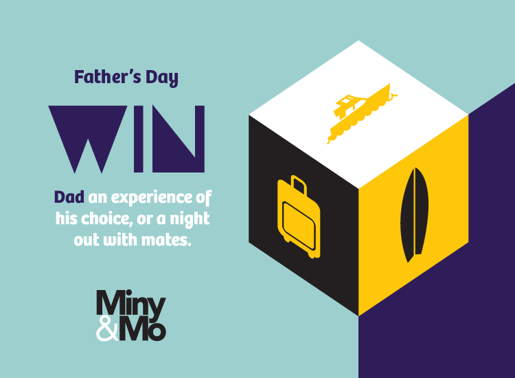 Father's Day competition at Coast Plaza
