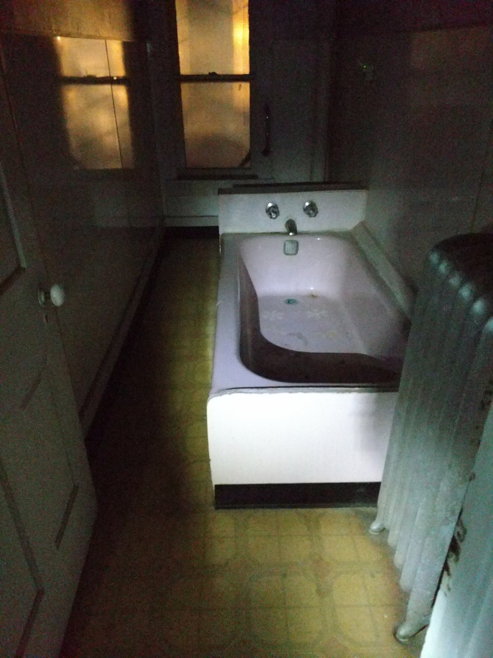 Bathroom on second floor