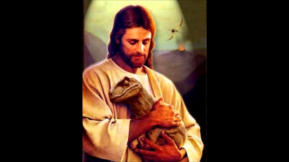 Jesus and Baby Dino.jpg