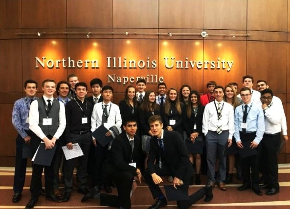 Legacy at the Midwest Leadership Conference @ NIU naperville