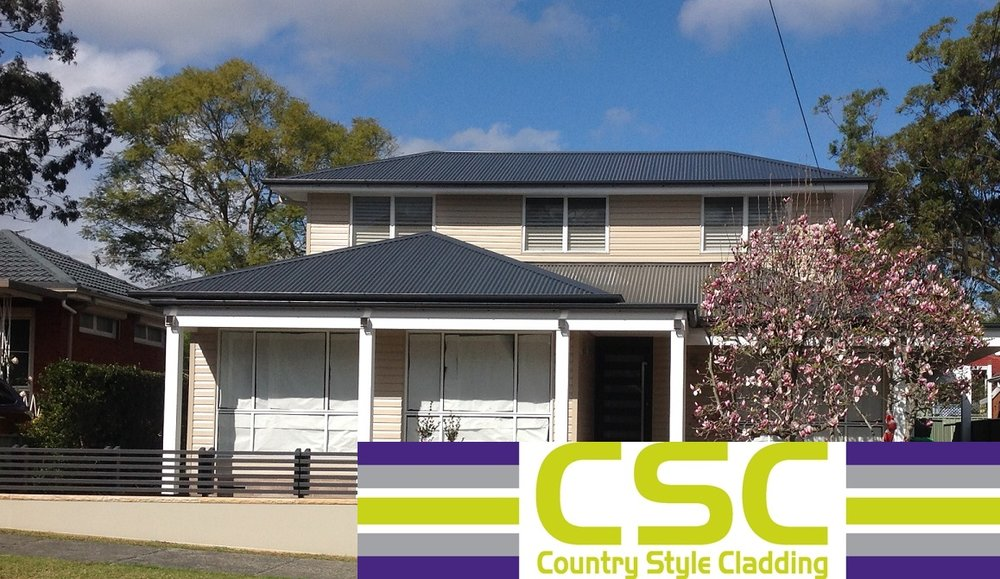 No matter what your style is... Hamptons, Cottage, Country, Modern we specialise is designed pre-finished cladding systems. For free cladding quotations and advice please call us on 0414 442 220