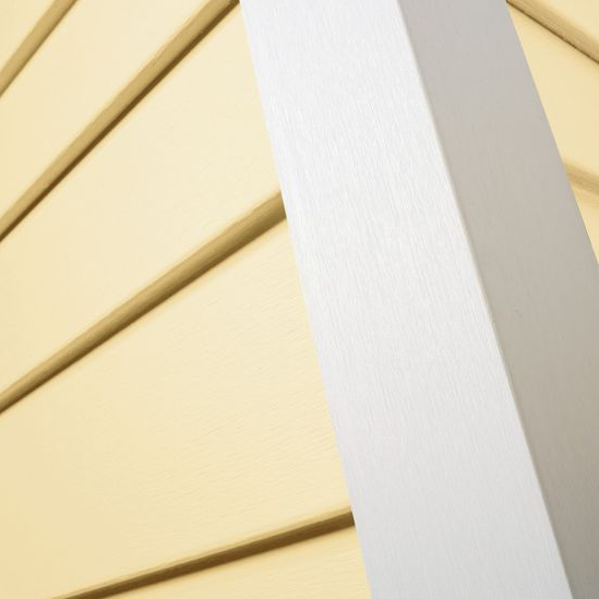 Complete Curb Appeal - Haven® Insulated SidingHaven® insulated siding combines the looks of real wood and the energy efficiency of industry-leading insulation technology to reduce thermal conductivity, reduce noise by up to 45% and increase impact resistance 240% more than fiber cement.