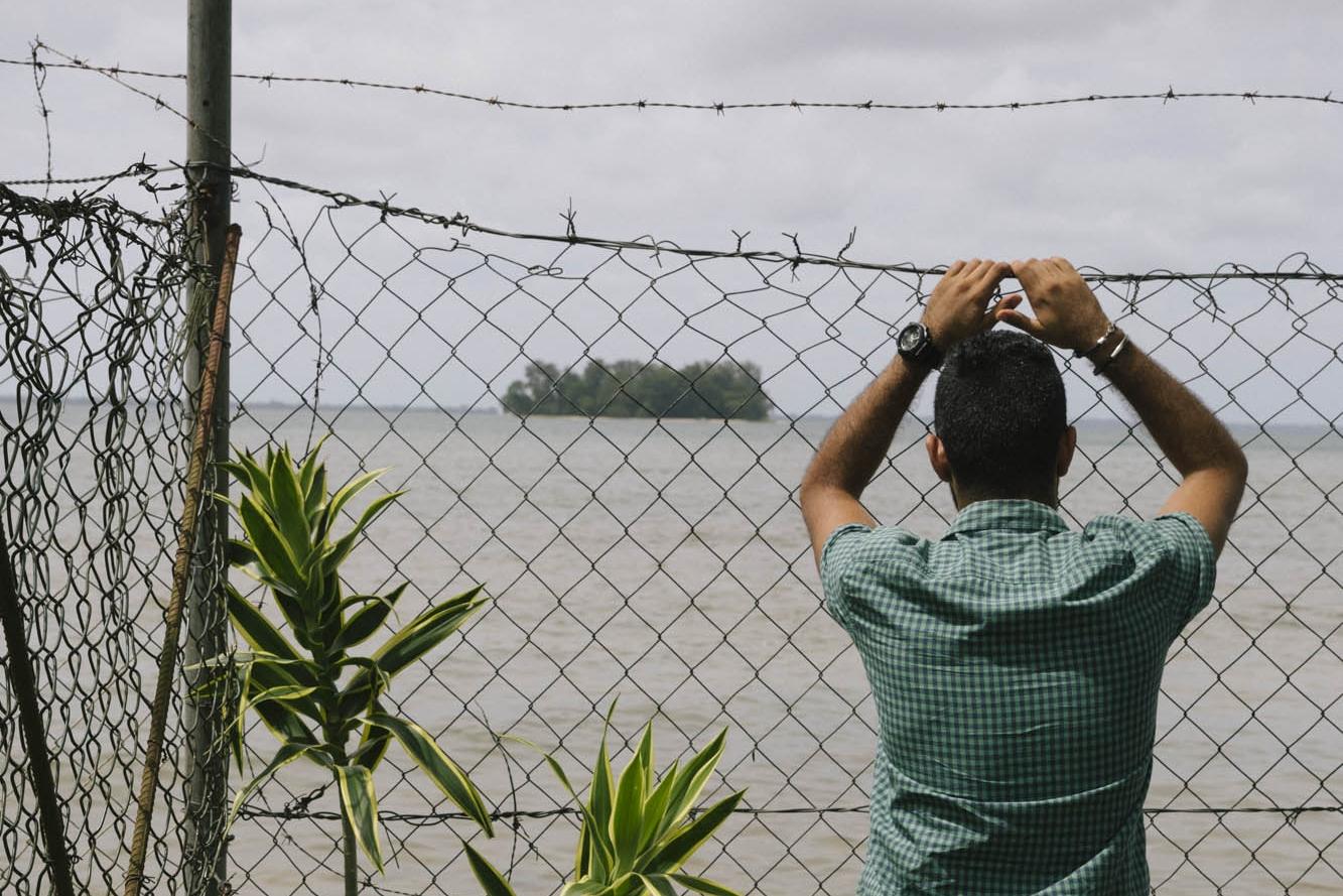 manus offshore detention centre - HD1500×1000