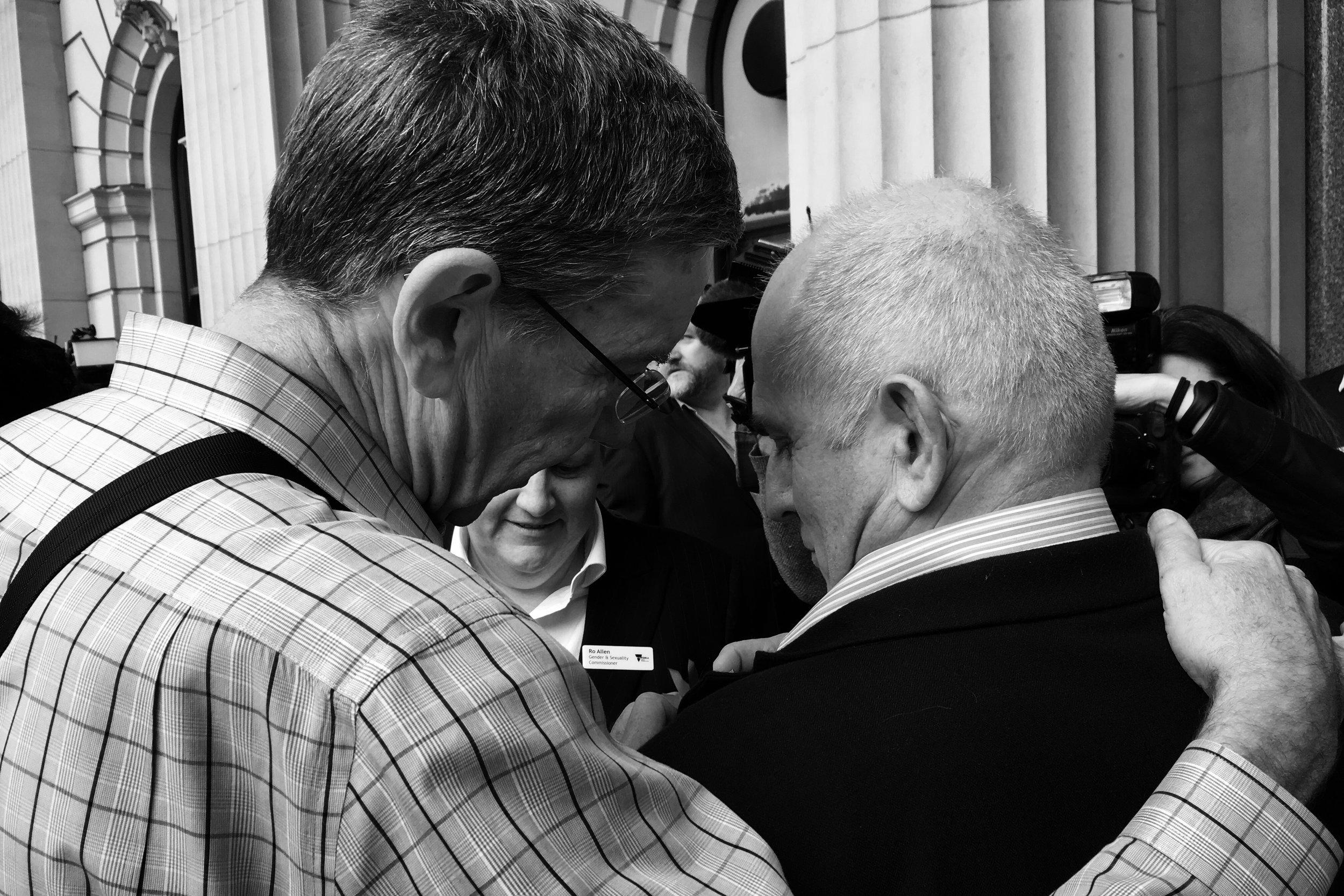 Homosexual law reform tasmania