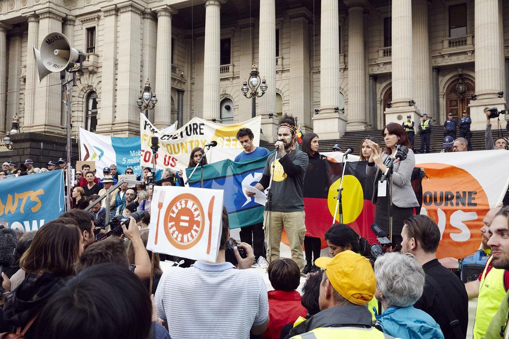 Climate March Speakers 2 ACF Stephanie Bradford.jpg