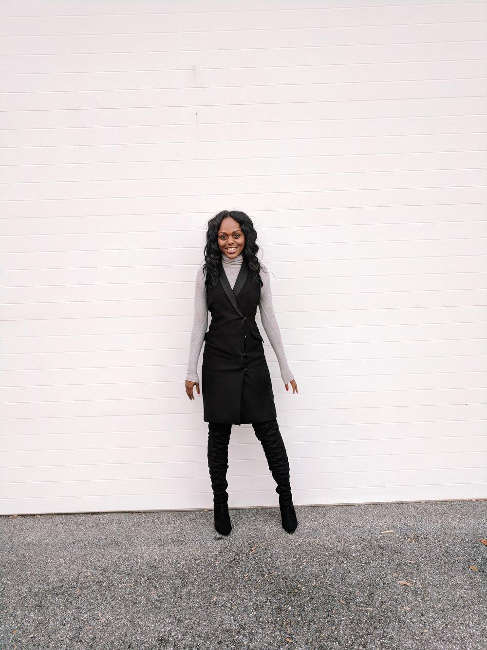 Self-love is revolutionary and evolutionary. - -Jasmine, #MHOF