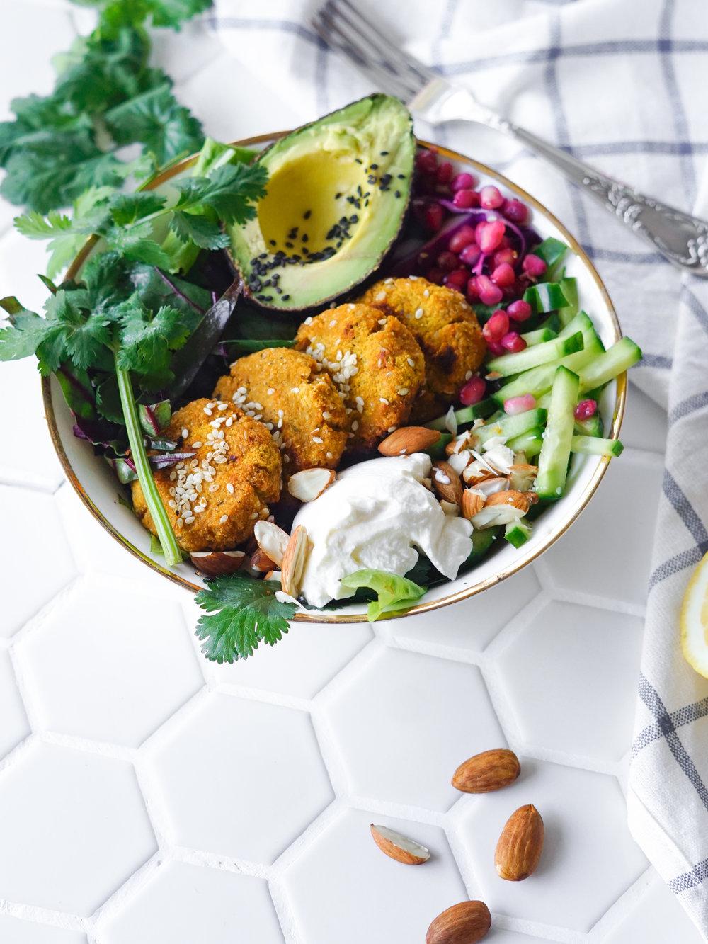 Falafel Health Food Project Food Photography