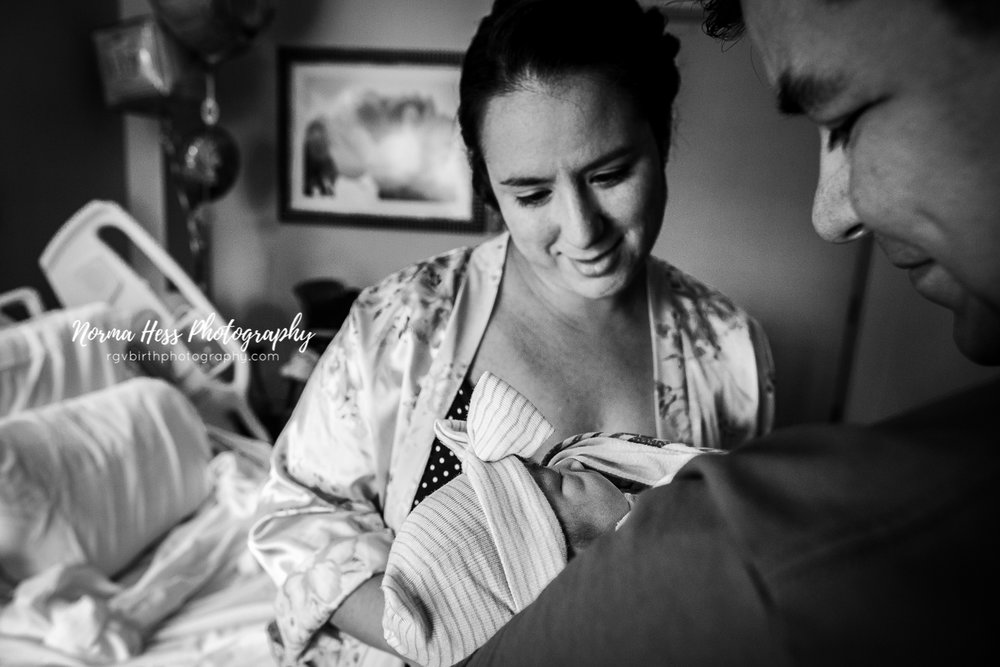 Candid family photos by Norma Hess Photography in McAllen, TX