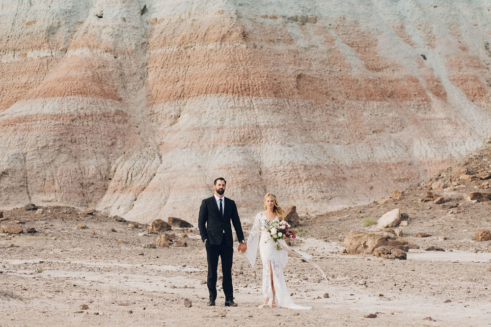 WeddingChella A Three-Day Festival Wedding in Utah