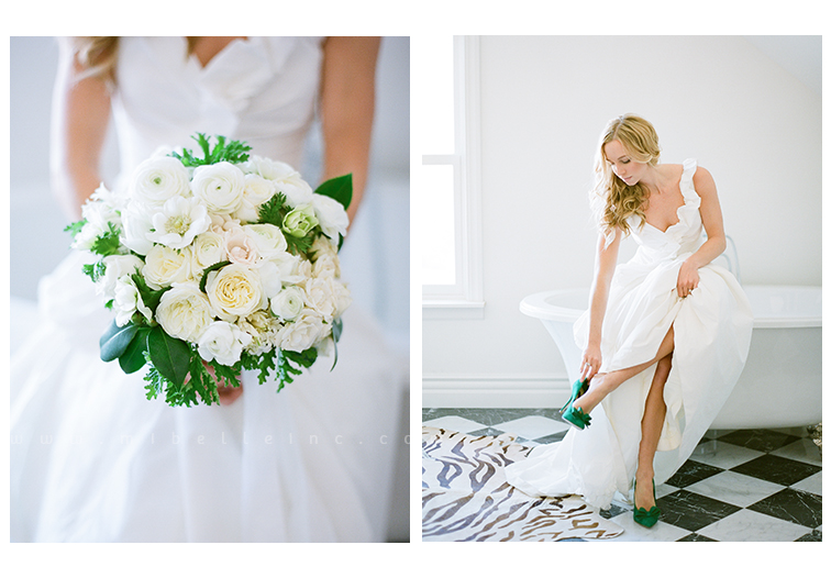 Jessica + Ryan {Styled Inspiration Shoot}