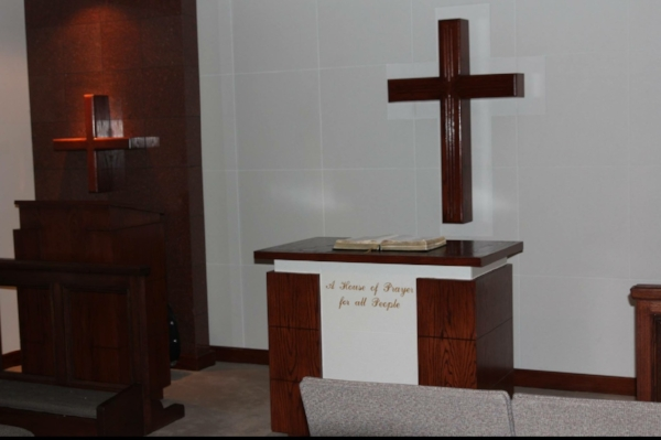 Integris Baptist Hospital chapel