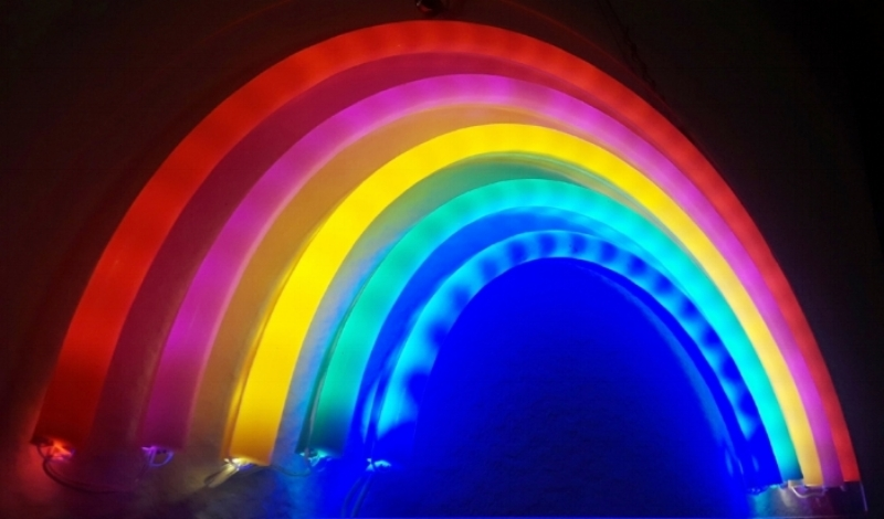 Neon Rainbow