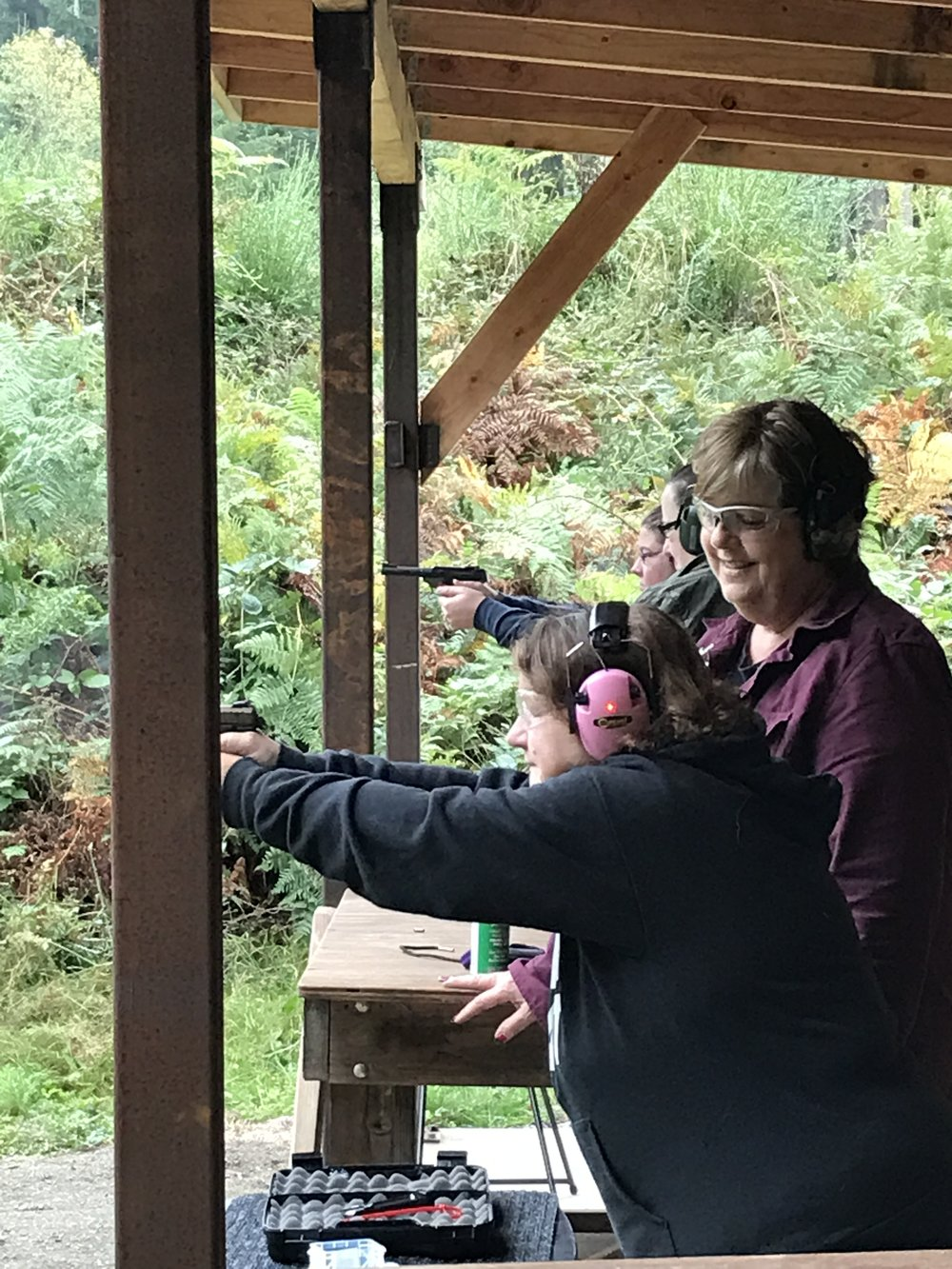 Christa Beasley instructor NRA