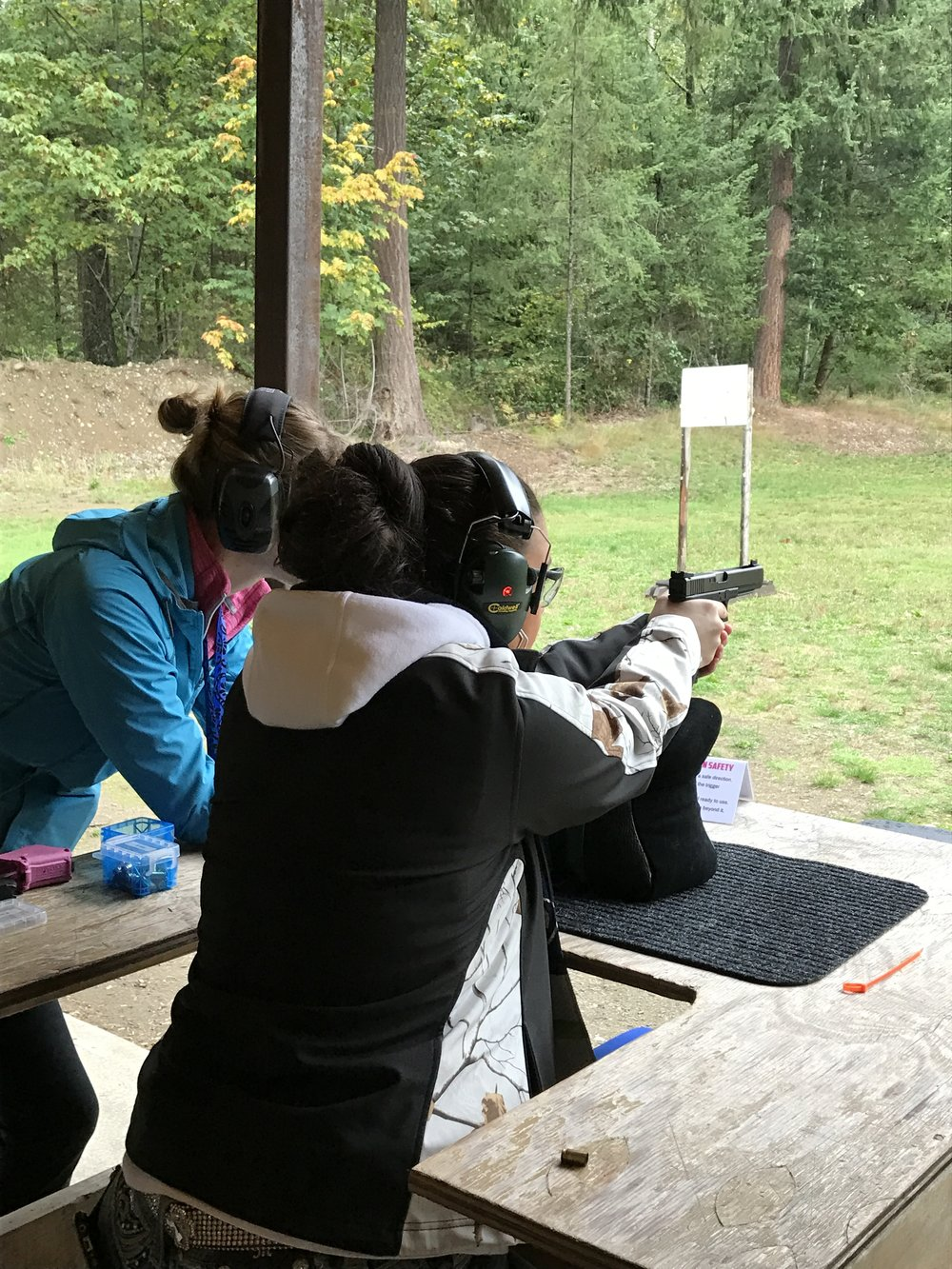 gun safety training basic pistol course