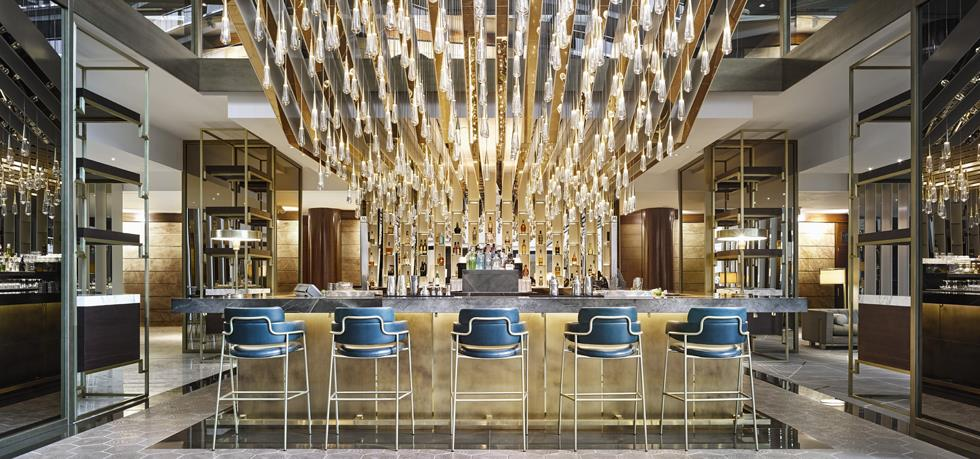 The Bar Area, Photo Credit: The Fairmont - Rey Juan Carlos