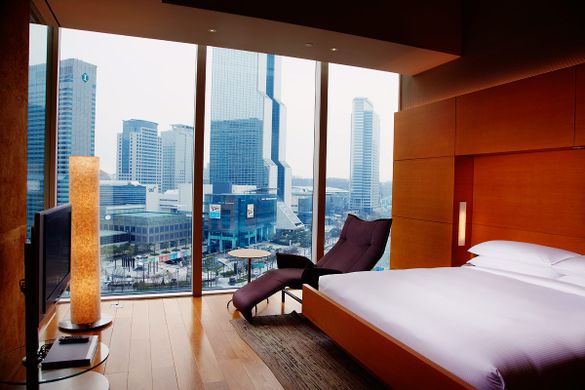 Park Hyatt Seoul, Photo Credit: Taste of Coex