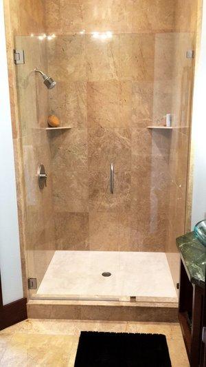 San Jose Showers   Shower Door Installation   San Jose CA