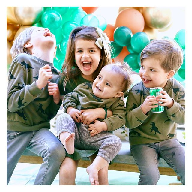 Happy St. Patrick's Day from this crazy crew!! Hope it's filled with lots of magical moments✨🍀🌈 • • • #stpatricksday #stpaddysday #stpatricksparty #stpaddysparty #rainbowparty #partyplanner #eventplanner #eventstyling #eventstylist #bayareaeventplanner #kidparty #therevelryco #jointherevelry