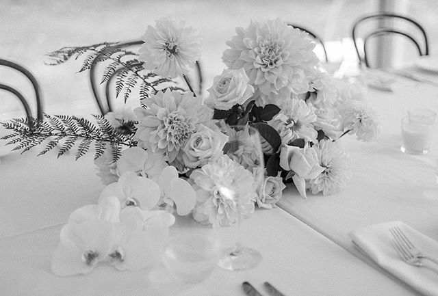 Flowers, still so beautiful in b&w 🌿 ps! More wedding related posts now over at @sophiethompsonweddings ☺️ #sophiethompsonphotography