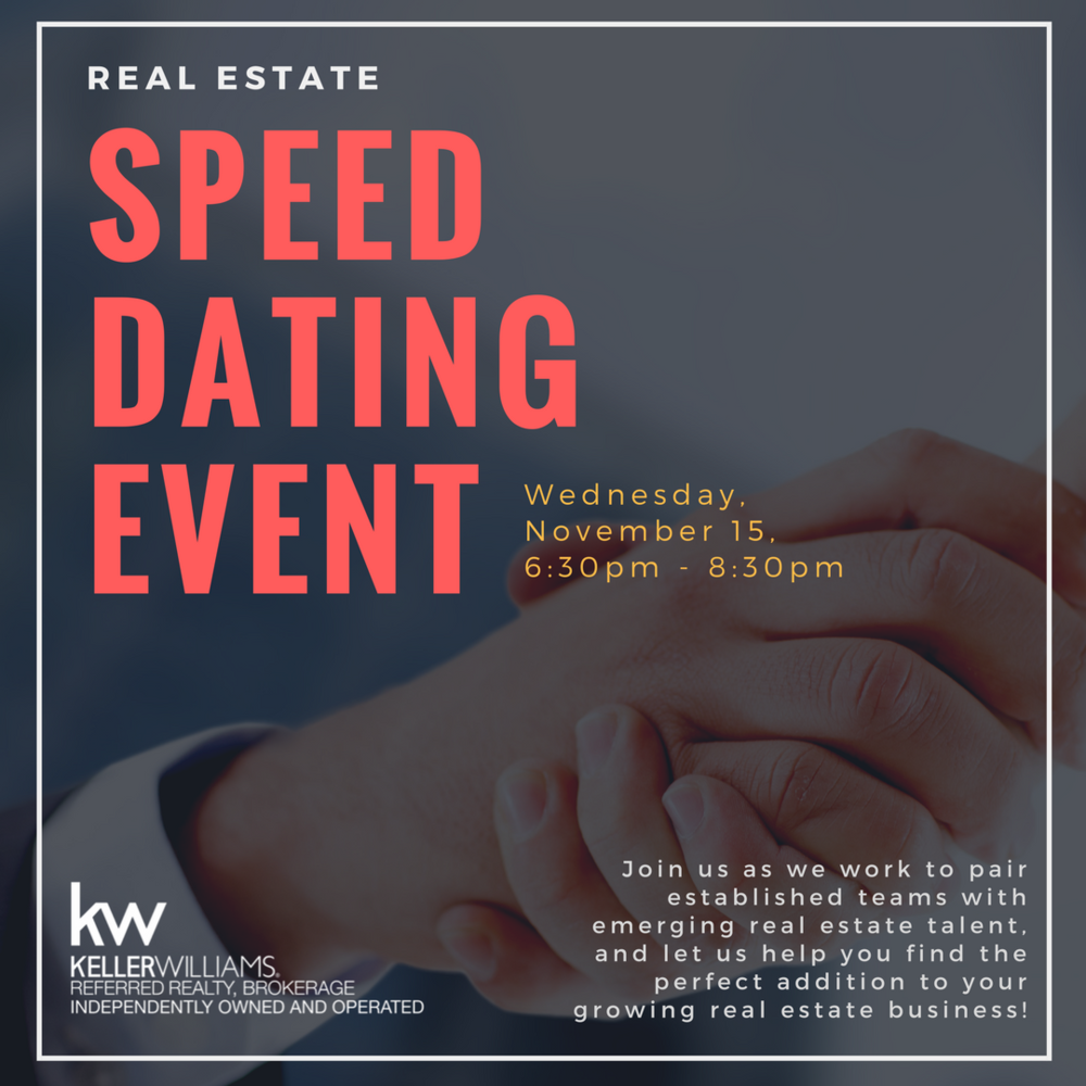 KWRR Speed Dating Event
