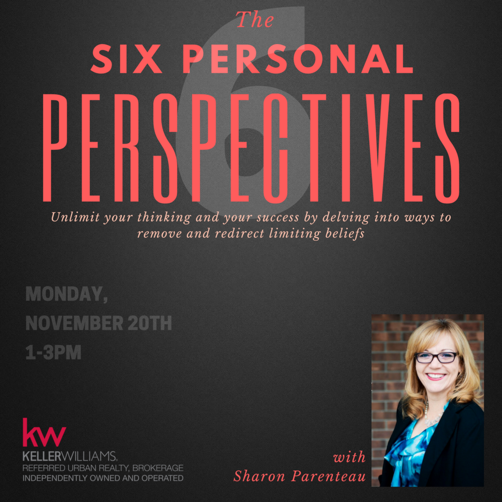 KWRR Six Personal Perspectives